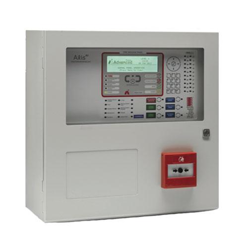 Axis AU – 1-4 Loop Fire Alarm Control Panel