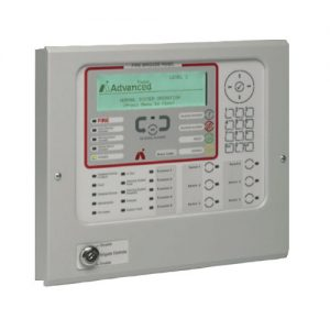 Axis AU – Remote Terminal Fire Alarm Control Panel