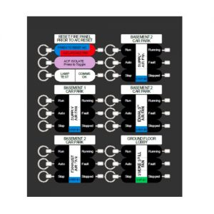 Axis AU – Smoke & Damper Control Module