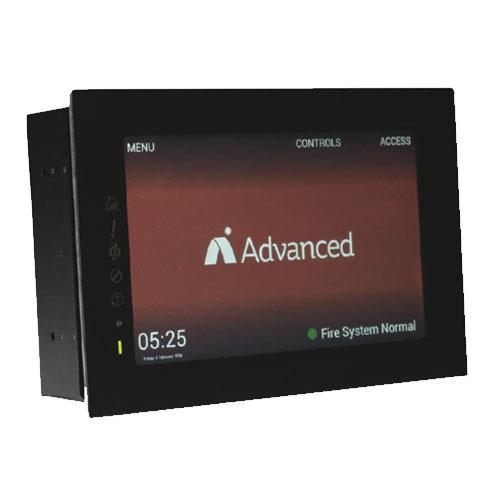 Advanced Electronics – Touch Screen Remote Control Terminal – TouchControl