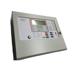 AXIS AU 5000 1-2 Loop Mini CIE Fire Alarm Control Panel
