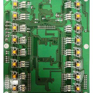 16-Way Switch & 48 LED Card – AUP-538